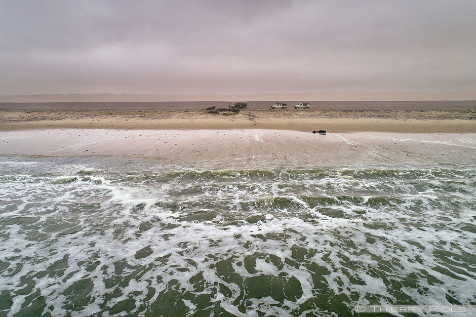 Skeleton Coast Namibie